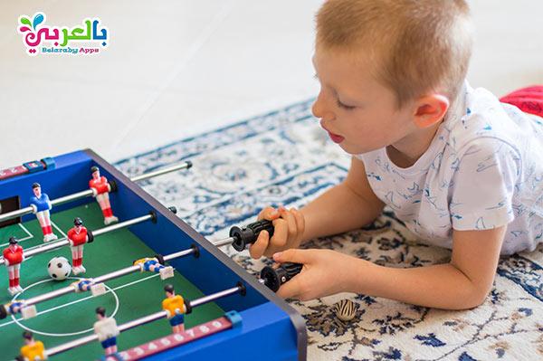 لعبة بيبي فوت - أنشطة وألعاب مسلية للأطفال في المنزل