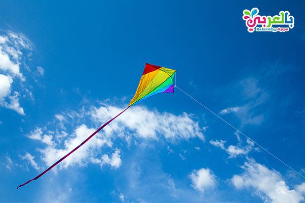 الطائرات الورقية - أنشطة وألعاب مسلية للأطفال في المنزل