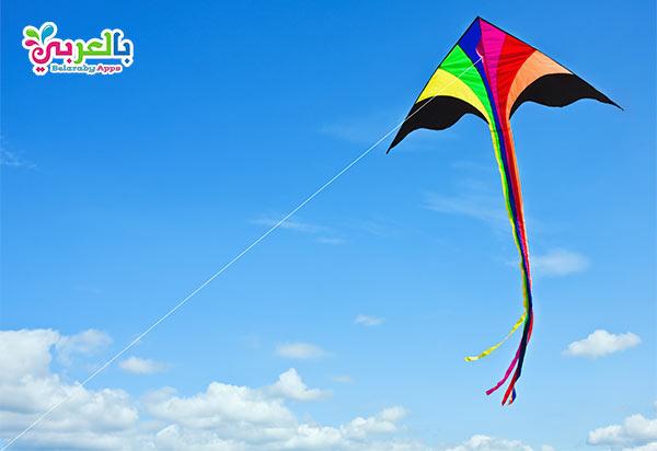 طائرات ورقية - أفكار للعب وتسلية الأطفال في المنزل