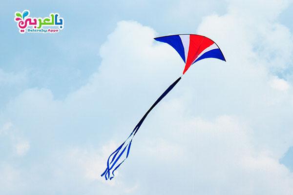 طائرة ورقية - طرق مبتكرة لتسلية الأطفال دون الخروج من المنزل