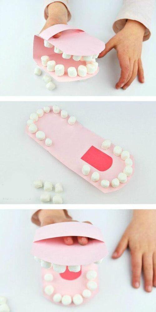 نشاط للاطفالعن نظافةالأسنان