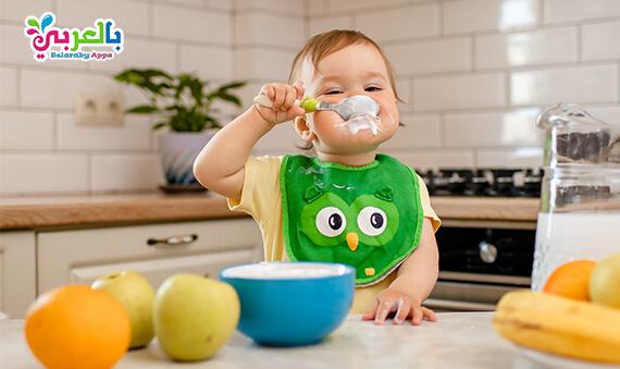 نصائح عن الغذاء الصحي للاطفال