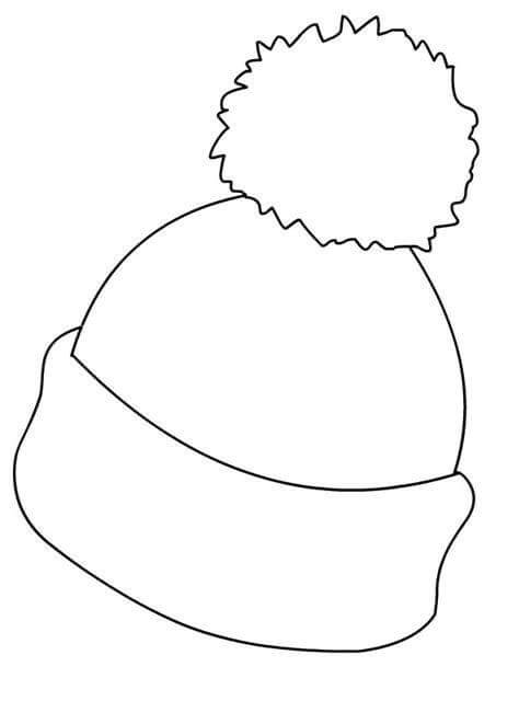 ورقة عمل رسم قبعة .. وحدة الملبس