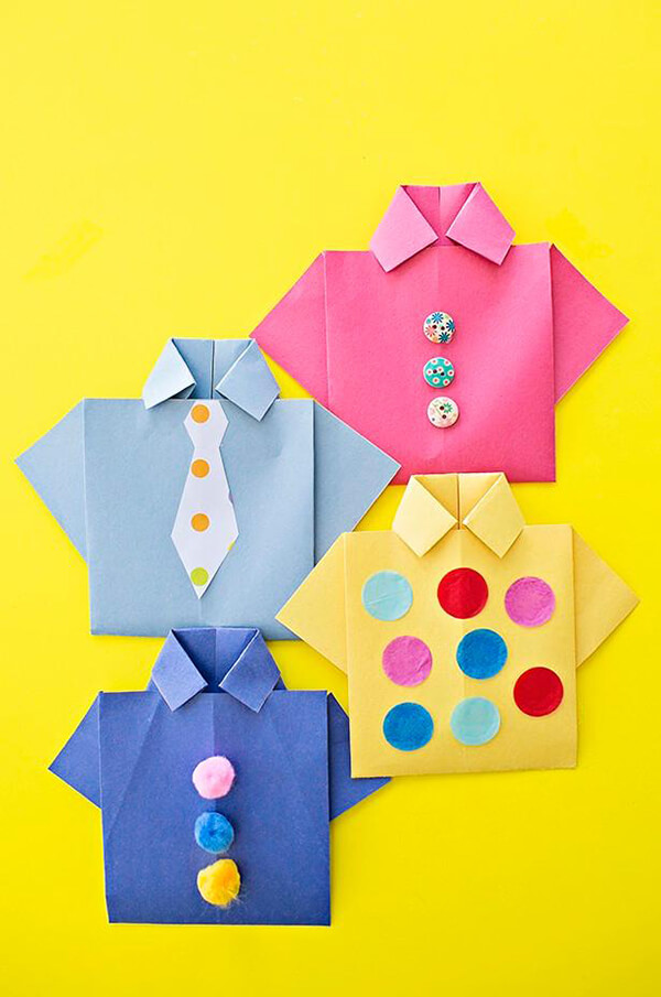 ٢١ فكرة اعمال فنية للاطفال لوحدة الملبس وسائل تعليمية عن الملابس بالعربي نتعلم