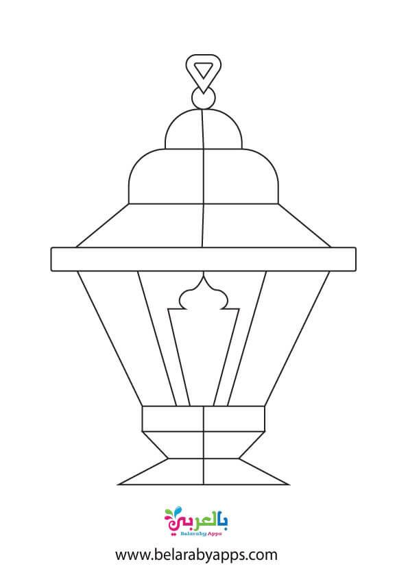 Free printable paper lantern templates