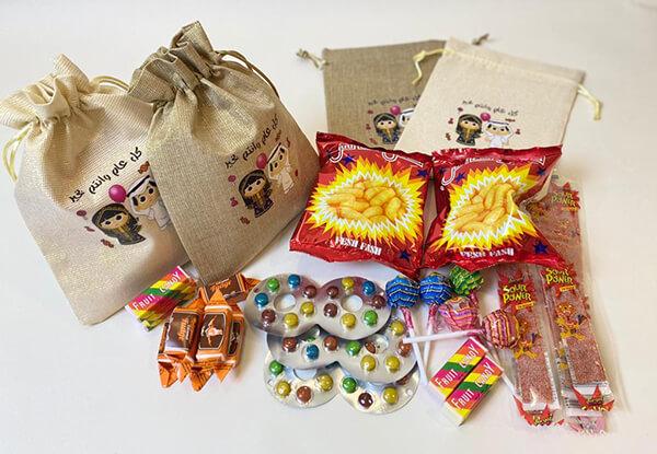 اكياس توزيعات العيد للاطفال - توزيعات سهلة للعيد