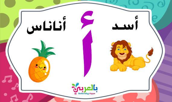كلمات تبدأ بحرف الألف ( أ ) - اسم حيوان نبات جماد بلاد بحرف أ