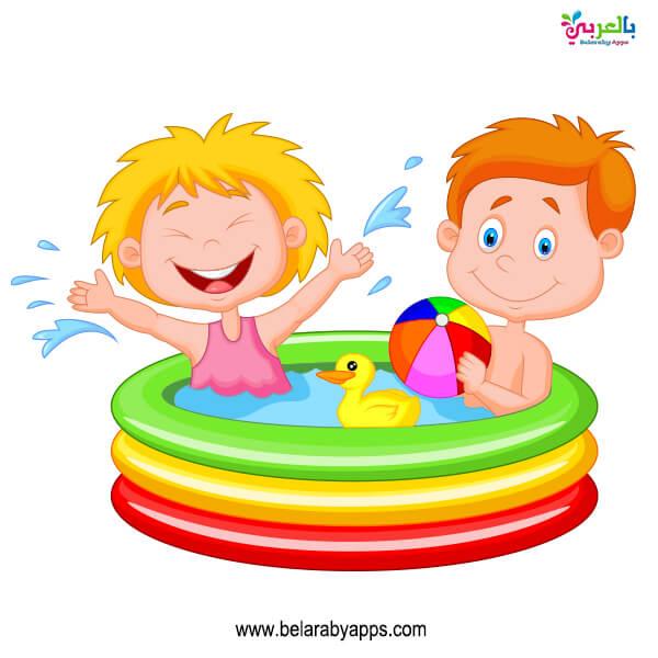 صور عن فصل الصيف للاطفال