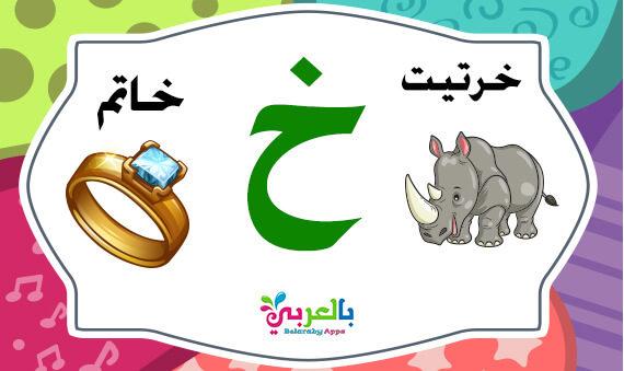 كلمات تبدأ بحرف الألف ( خ ) – اسم حيوان نبات جماد بلاد بحرف خ